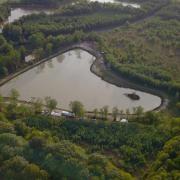 L'étang détente - France