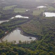 L'étang détente - Saint julien de l'herms